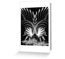 Phoenix from the Ashes Greeting Card