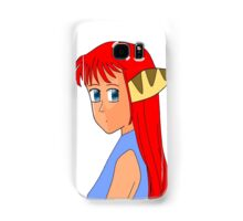 Anime Lombax Girl Samsung Galaxy Case/Skin