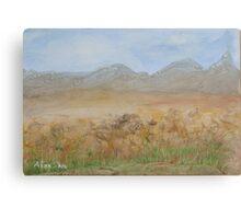 Baron Landscape. Canvas Print