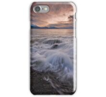 Kaikoura Fantail Wave iPhone Case/Skin