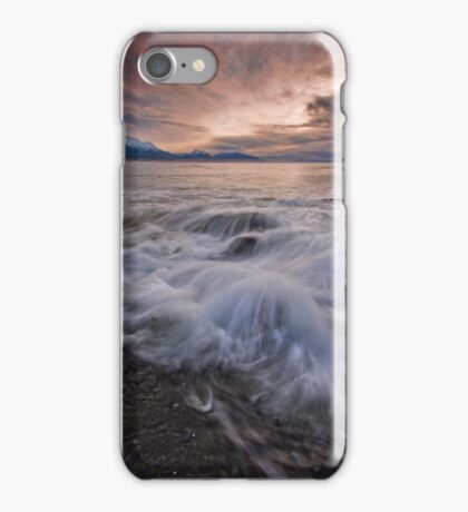Kaikoura Fantail Wave iPhone Case/Skin