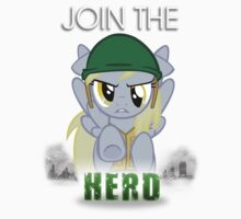 Derpy Hooves- Join the Herd by SkippyOtter