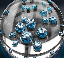 Cold Bubbles by Simon Hills