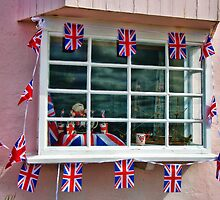 Window Decorations ~ Jubilee Style by Susie Peek