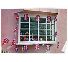 Window Decorations ~ Jubilee Style Poster