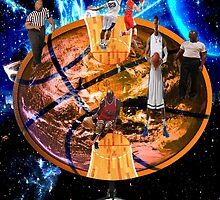 Basketball lifestyle world by ChristianBell