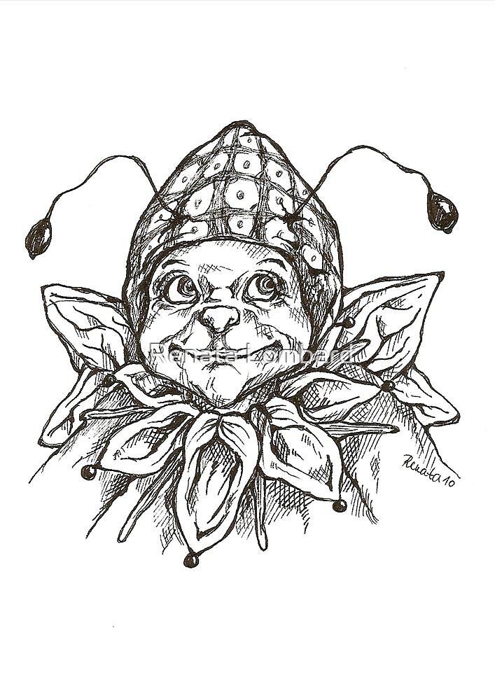 """""""bug for bright future"""" by Renata Lombard"""