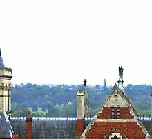 Northampton Rooftop 3 by Veterisflamme