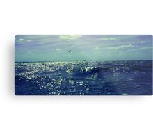 Norfolk Sea Metal Print