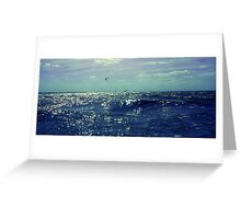 Norfolk Sea Greeting Card