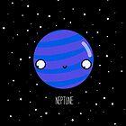 Neptune by Sarah Crosby