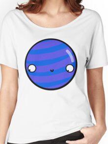 Neptune - Sticker Women's Relaxed Fit T-Shirt