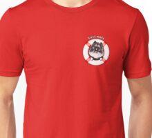 Keeshond :: First Mate Unisex T-Shirt
