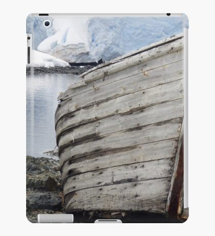 Whaling History iPad Case/Skin