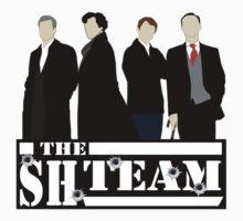 Sherlock Holmes - A Team Parody by dgoring