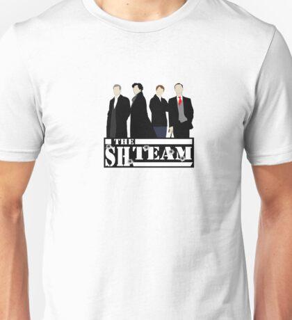 Sherlock Holmes - A Team Parody Unisex T-Shirt