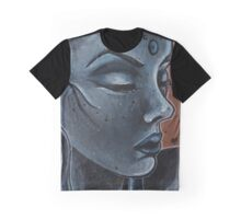 Indigo Graphic T-Shirt