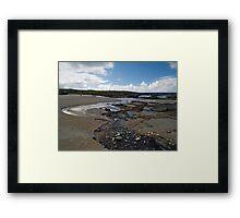 Malin Beg Strand Framed Print