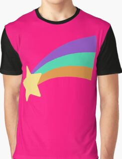 Shooting Star Graphic T-Shirt