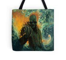 Echoes of Oblivion Tote Bag