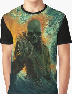 Echoes of Oblivion Graphic T-Shirt