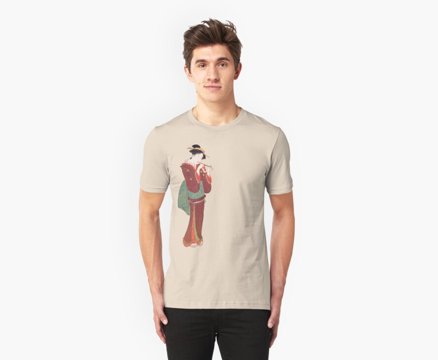 Japanese T-Shirt by AsianT-Shirts