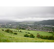 Yorkshire Hills Photographic Print