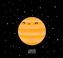 Jupiter by Sarah Crosby