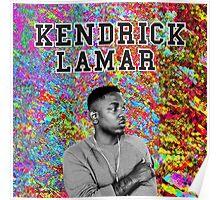 kendrick lamar #3 Poster