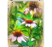 Flower Impressions iPad Case/Skin