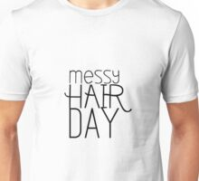 Messy Hair Unisex T-Shirt
