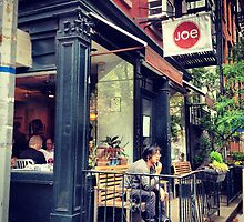 Greenwich Village Cafe by SylviaS