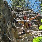 Rock Climbing 2 by RichPicks