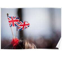 Olympic relay deely boppers Poster
