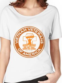 VVA and Agent Orange Women's Relaxed Fit T-Shirt