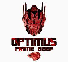 Optimus Prime Beef Unisex T-Shirt