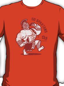 GO SPARTANS! T-Shirt