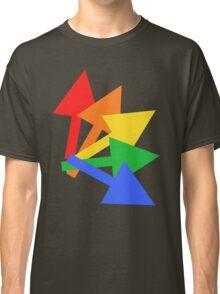 Rainbow arrows Classic T-Shirt