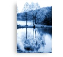 Lake Nights Canvas Print