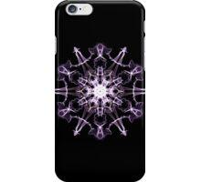 Purple Crytal iPhone Case/Skin