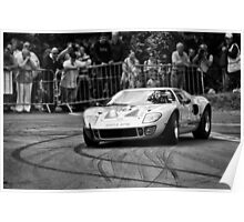 GT40 Poster