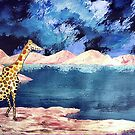 Giraffic Park by Simon L. Read