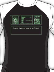 INDIANA CODEC T-Shirt