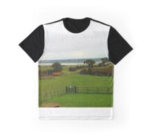 The Essex Countryside - Althorne Hall Farm Graphic T-Shirt