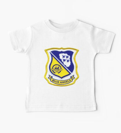The Blue Angels Insignia Baby Tee