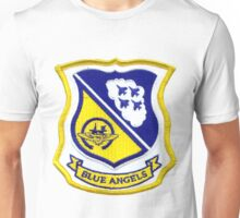 The Blue Angels Insignia Unisex T-Shirt