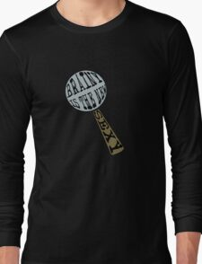 Brainy is the New Sexy Long Sleeve T-Shirt