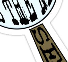 Brainy is the New Sexy Sticker