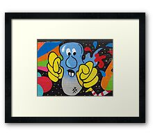 A bit nutty  Framed Print