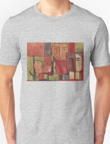 Faces of Africa - Ethnic series T-Shirt